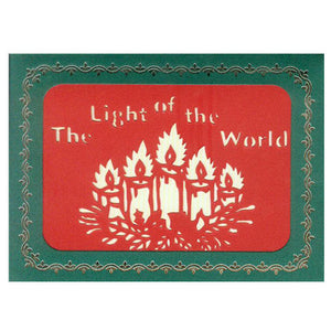 2007 The Light of the World w/Scripture (10-Pack)