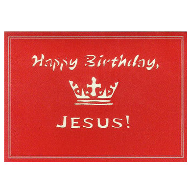 2010 Happy Birthday, Jesus!