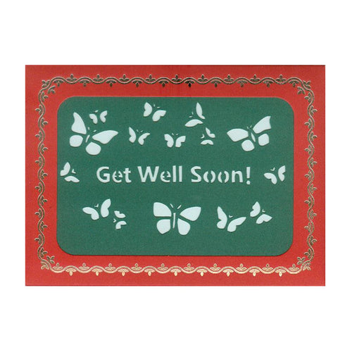2012 Get Well Soon! (10-Pack)