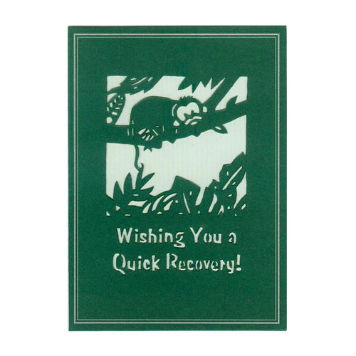 314 Wishing You a Quick Recovery!
