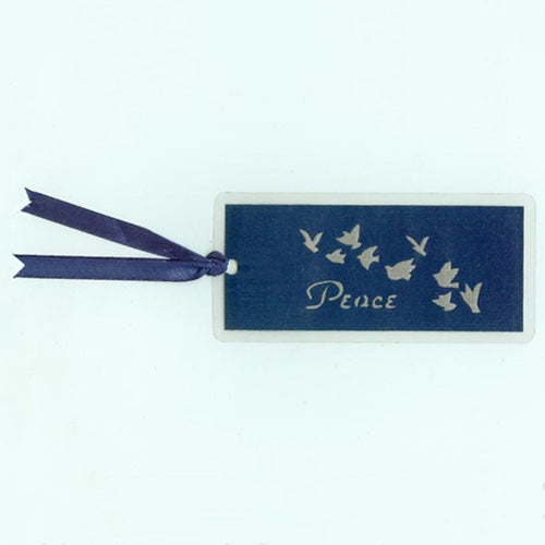B122 Peace (Bookmark)
