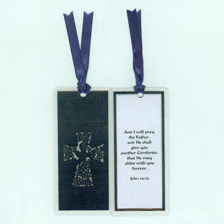 B218 The Comforter w/Scripture (Bookmark)