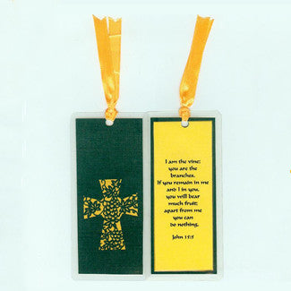 B219 The True Vine w/Scripture (Bookmark)