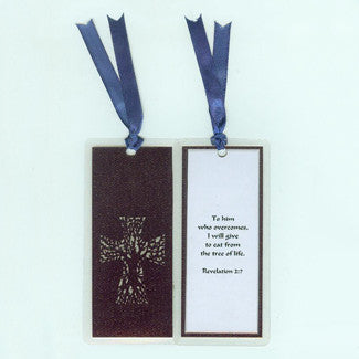 B307 The Tree of Life w/Scripture (Bookmark)