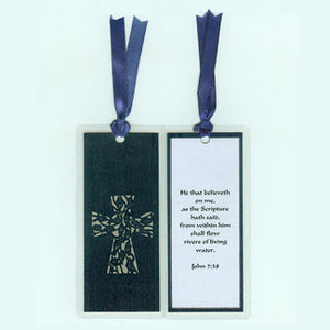 B401 The River of Life w/Scripture (Bookmark)
