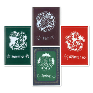Seasons - English (D-1E Set)