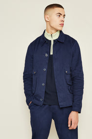 PATTON JACKET - NAVY