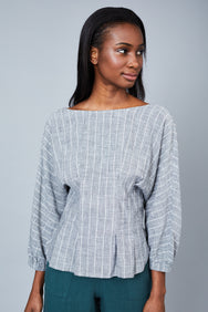THE LAURYN BLOUSE