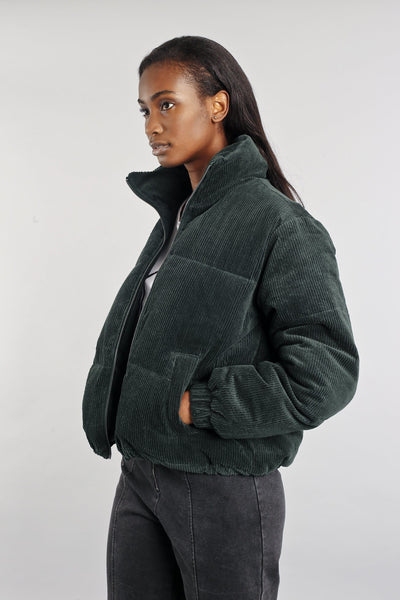 THE CORETTA PUFFER