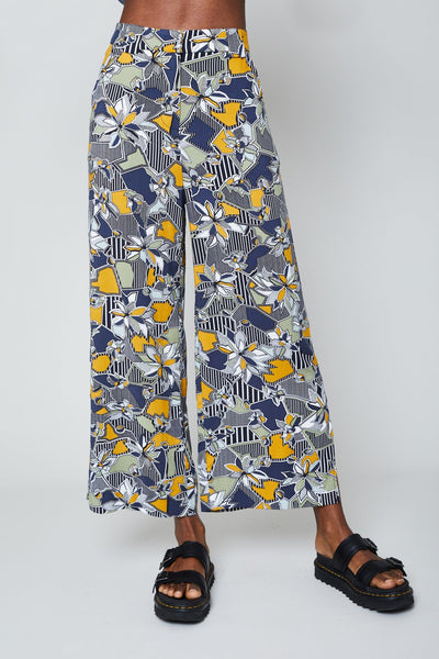 THE GEO FLORA PANT