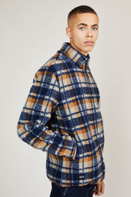 RIME FLANNEL JACKET