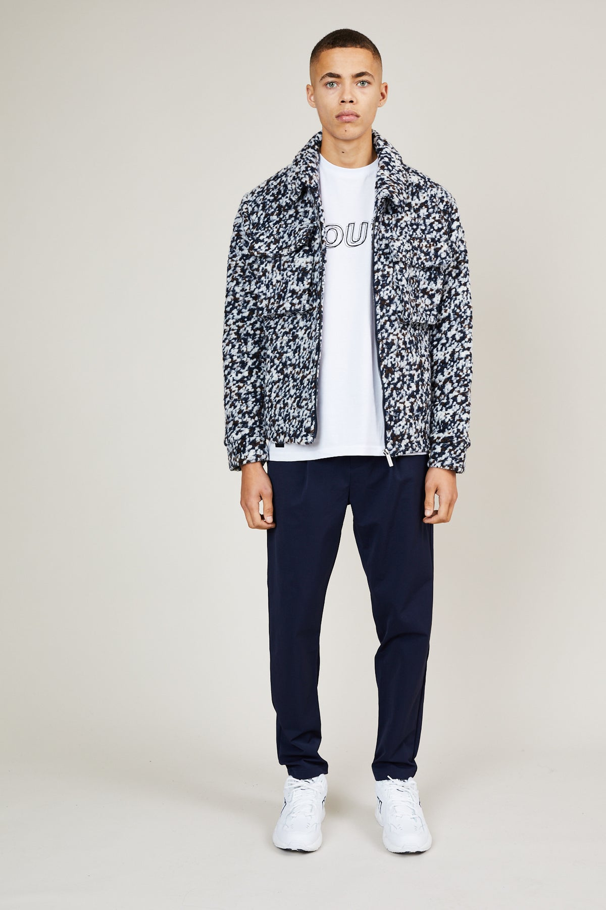 CARRARA JACKET