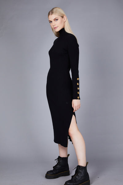 THE LAYLA KNITTED DRESS