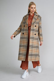 THE CHRISSY OVERCOAT