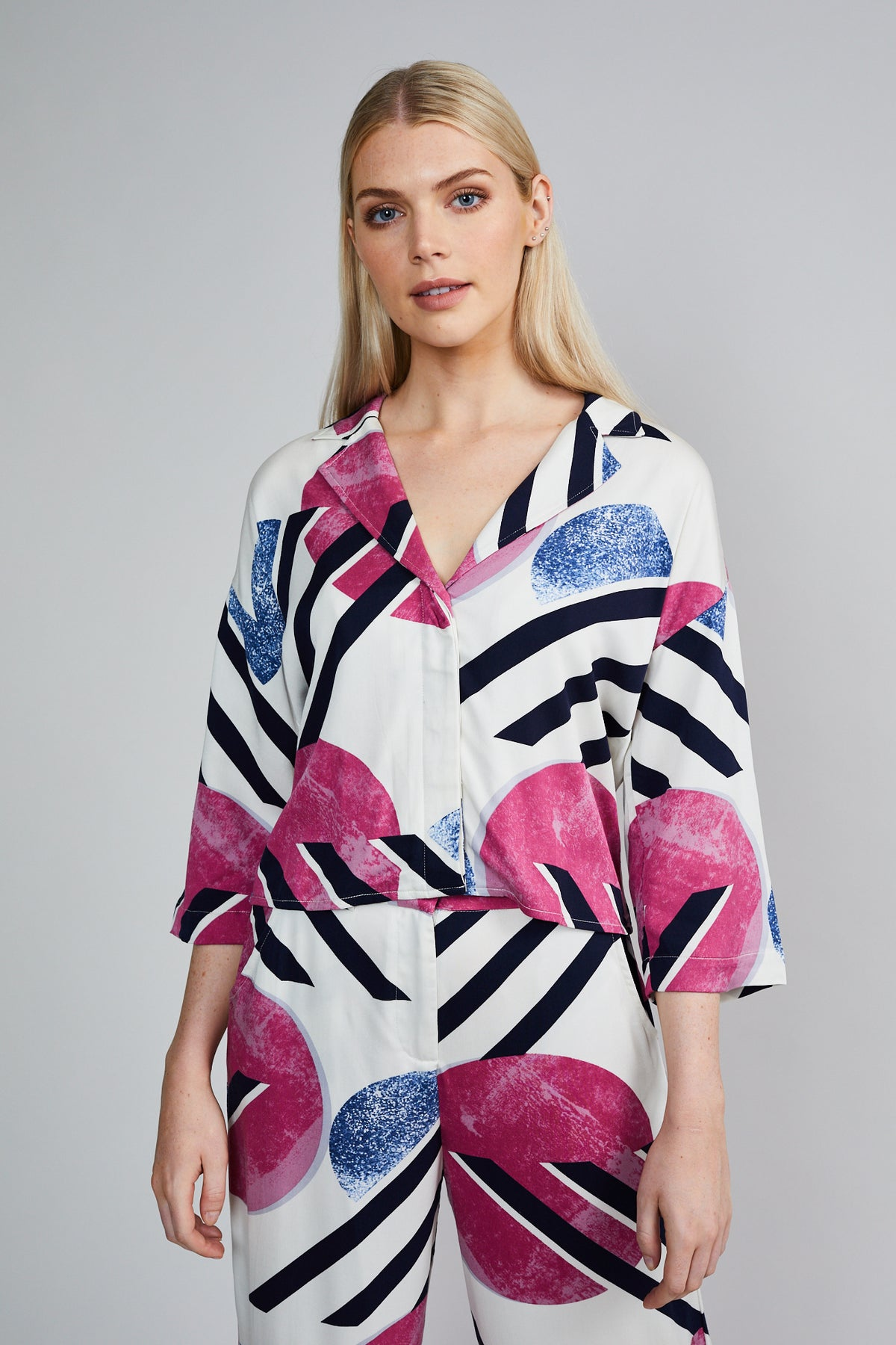 THE KANDINSKY BLOUSE