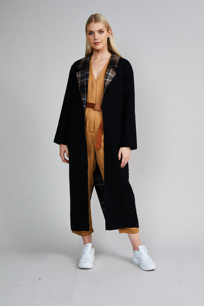 THE ARIA REVERSIBLE COAT
