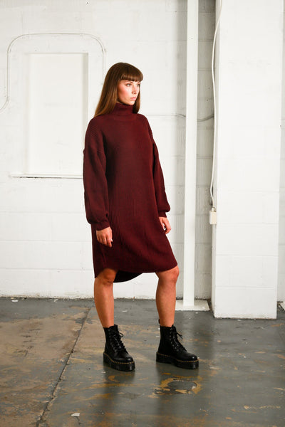 BATOFAR KNITTED DRESS