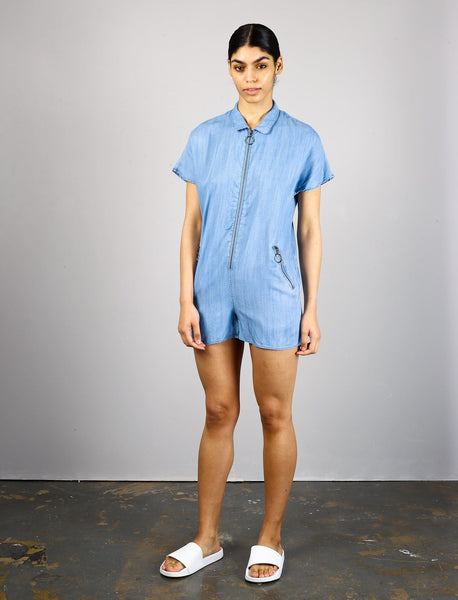 AZURE PLAYSUIT