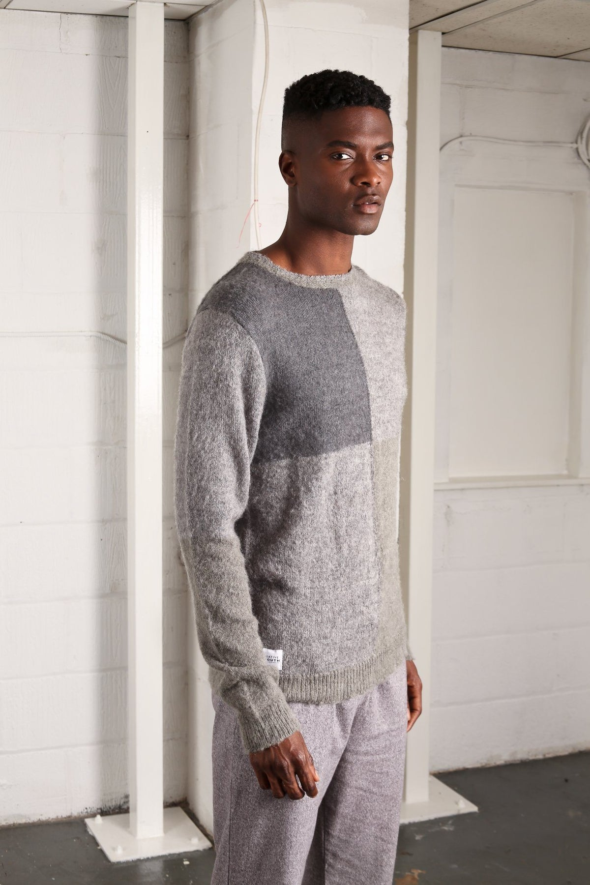 BIRCHETT KNIT CREW