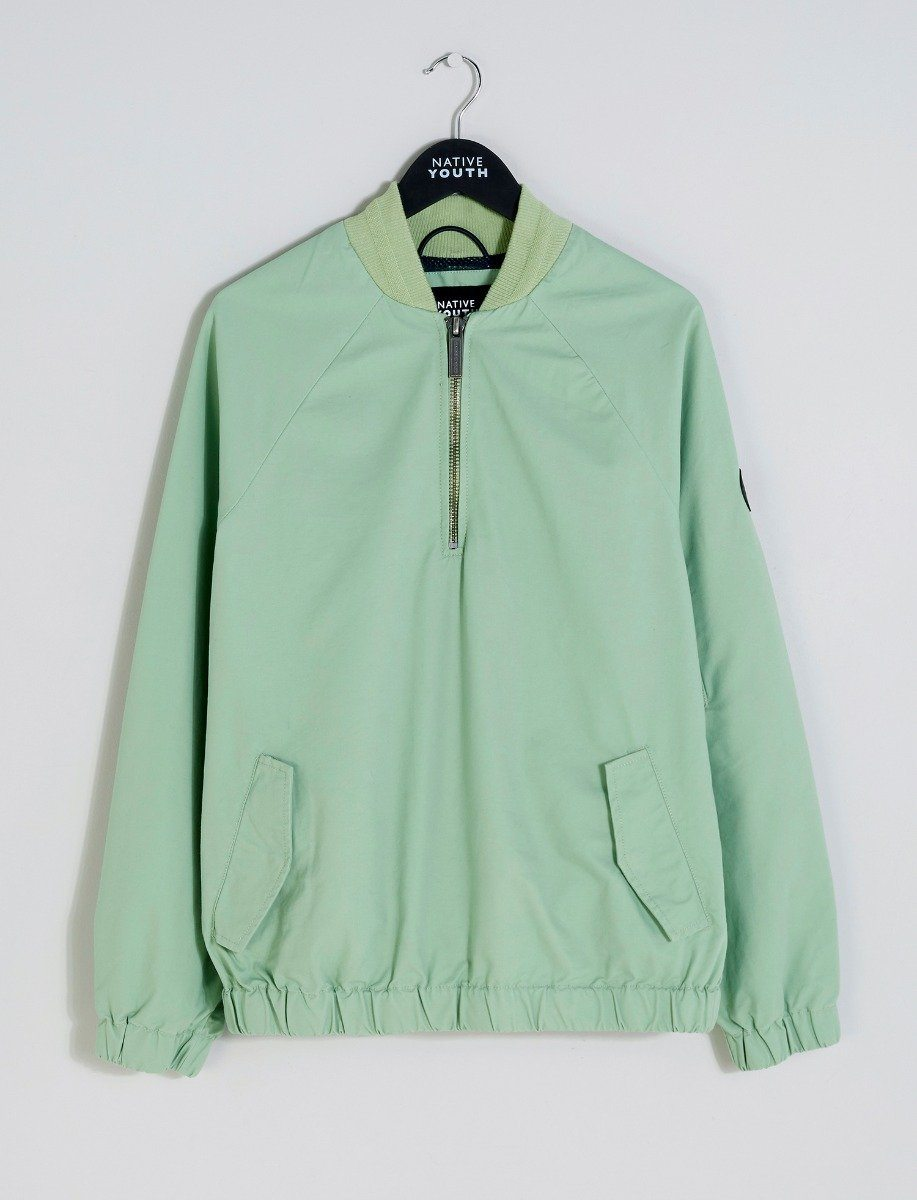 Coverack Half Zip Pullover Jacket