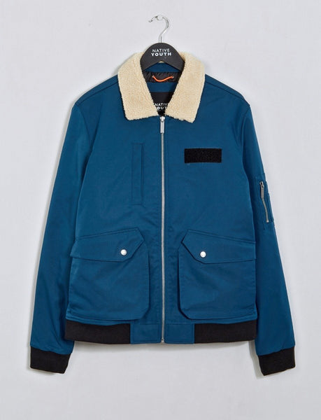 Stamford Padded Flight Jacket