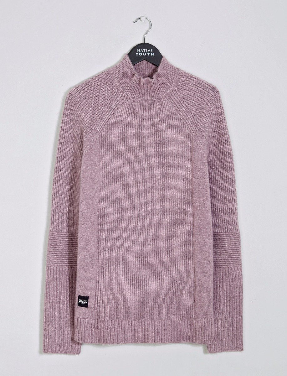 Solomon Knitted Sweatshirt