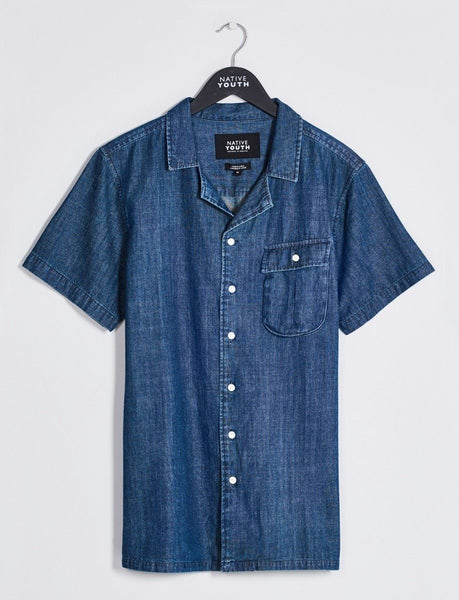 Southbourne Denim Shirt
