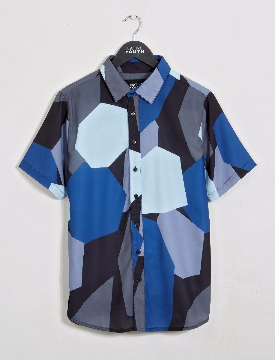 Fragment Printed Shirt
