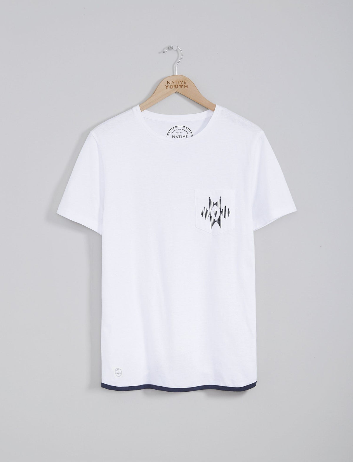 Soundwave Pocket Tee