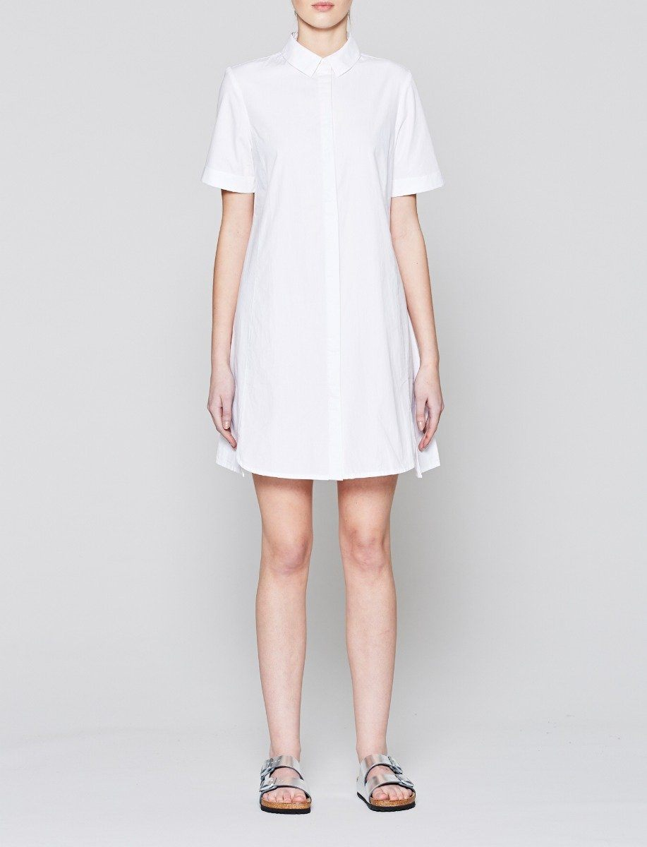 Prominence Shirt Dress