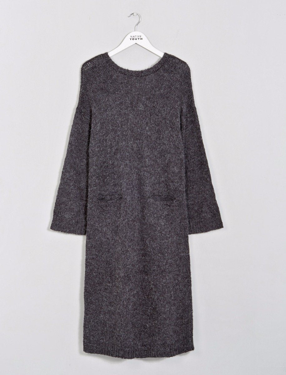Decode Knitted Dress
