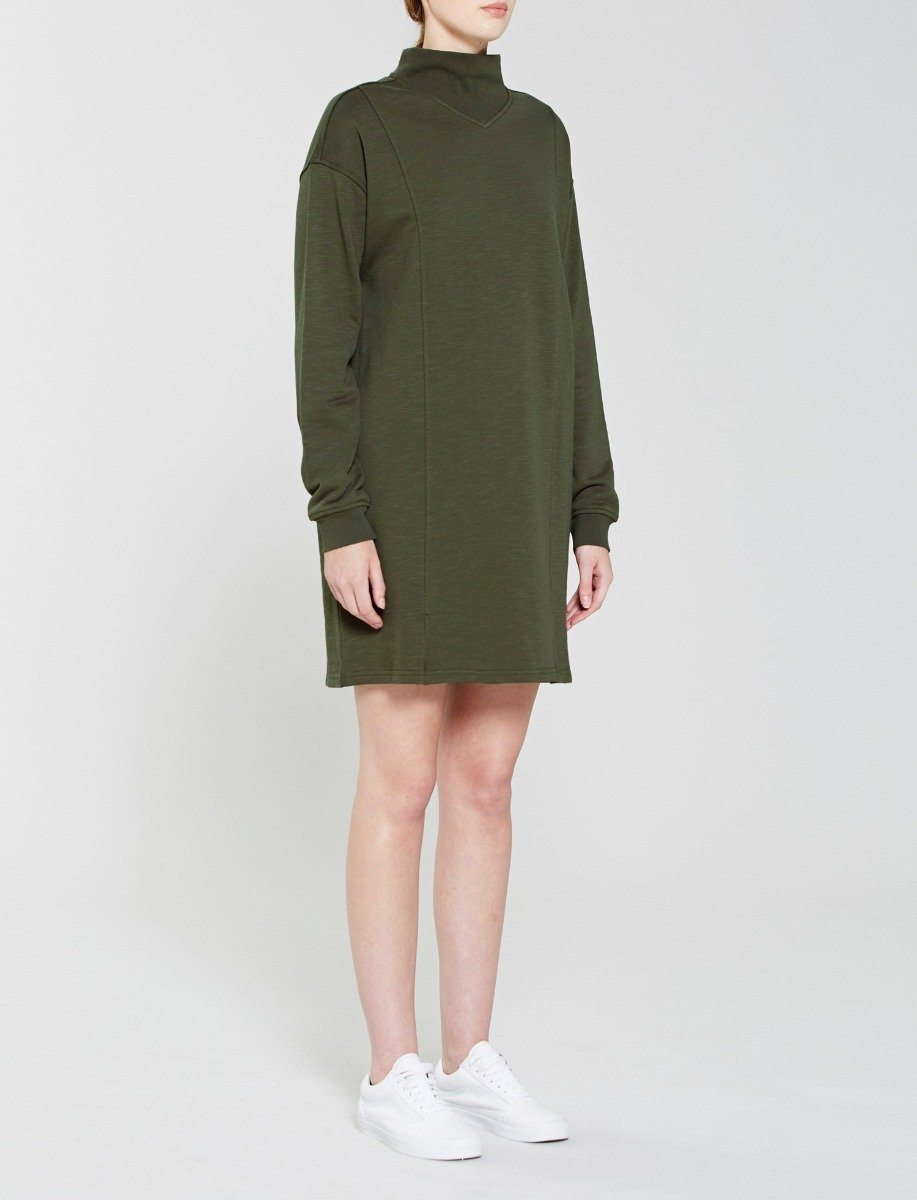 Aspen Sweatshirt Dress