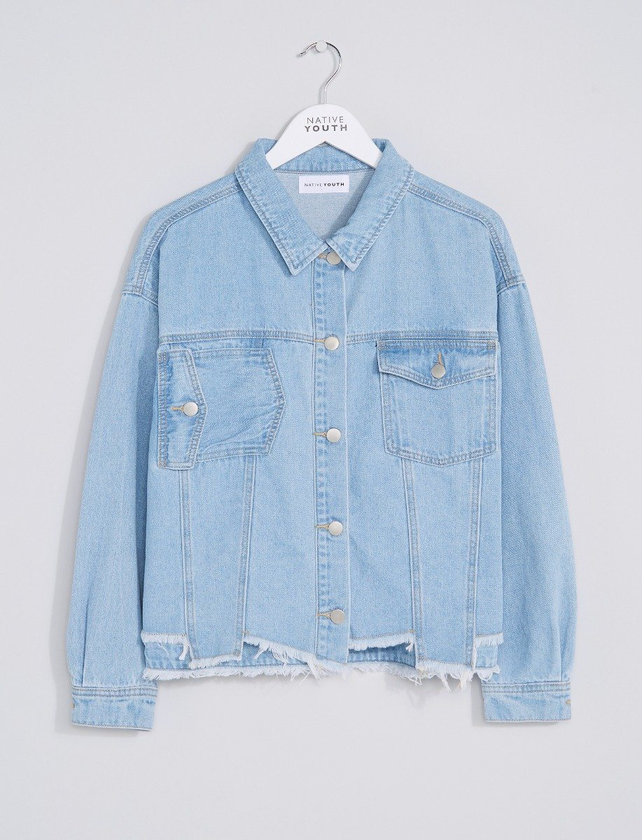 Primavera Denim Trucker Jacket
