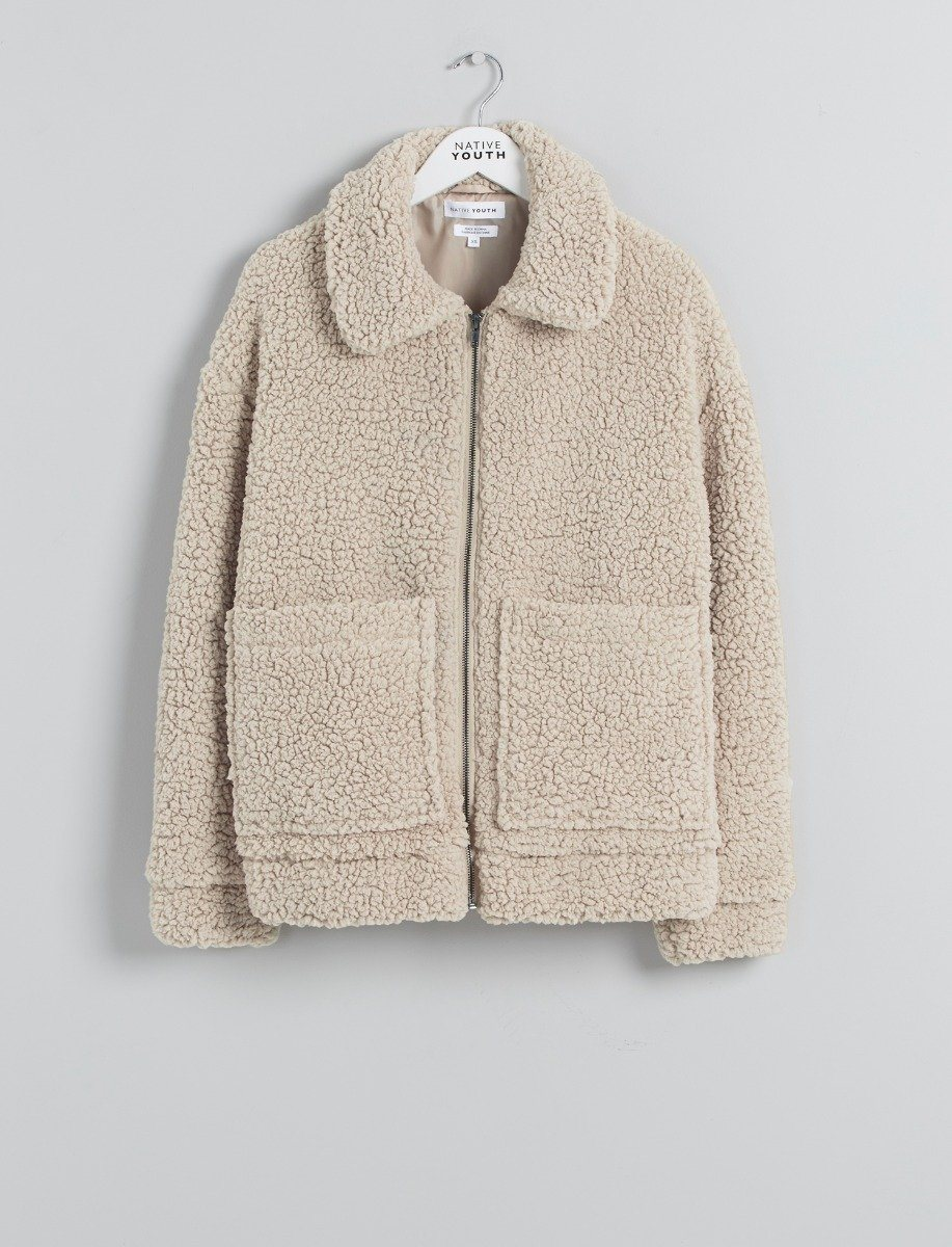Hazel Teddy Jacket