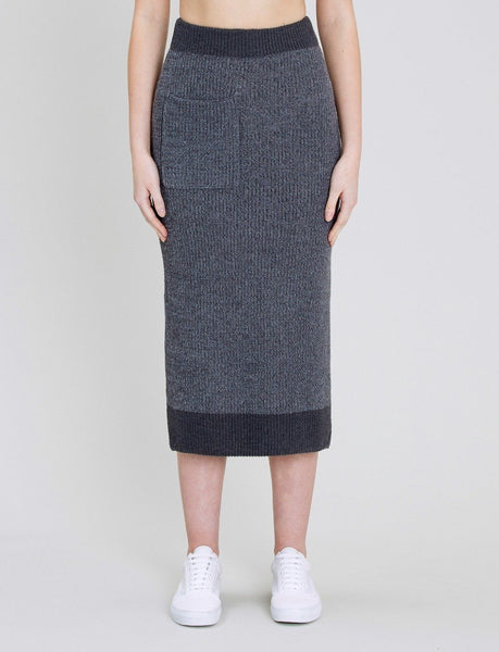 Meridian Knitted Skirt