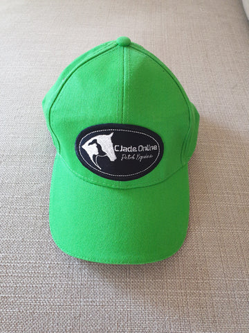 Lime Green Matchy Sports Cap