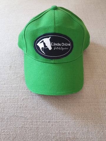Hunter Green Matchy Sports Cap