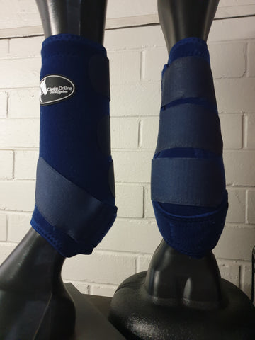 Neoprene Sports Boots - Navy