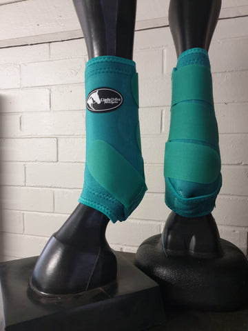 Neoprene Sports Boots - Turquoise