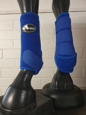 Neoprene Sports Boots - Royal Blue