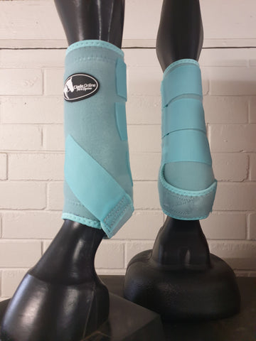 Neoprene Sports Boots - Ice Blue