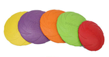 Dog-o-soar Silicon Frisbee