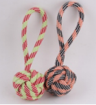 dog toy, rope toy, dog rope toy, cheap dog toy, knot rope toy