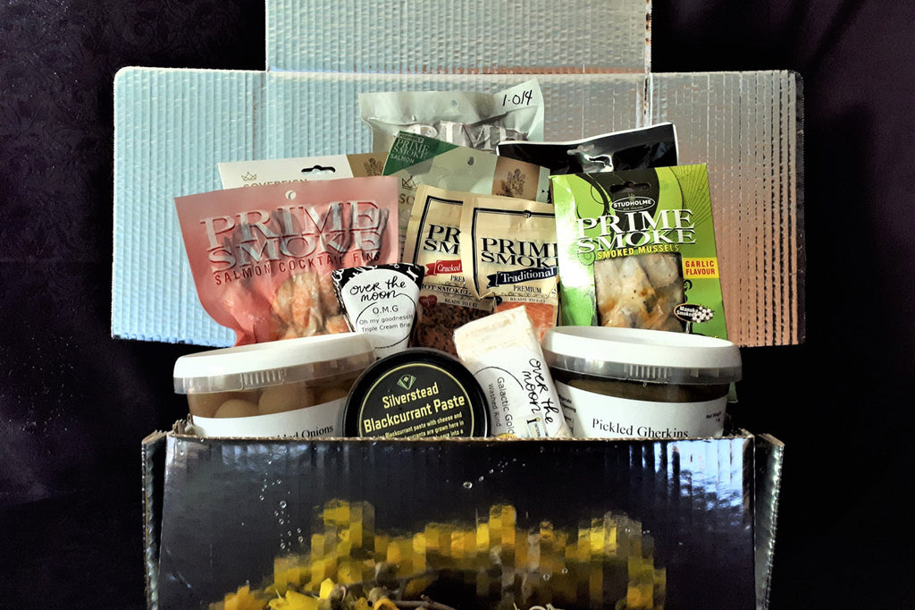 The Ultimate Surprise Gift Hamper | Sovereign Salmon