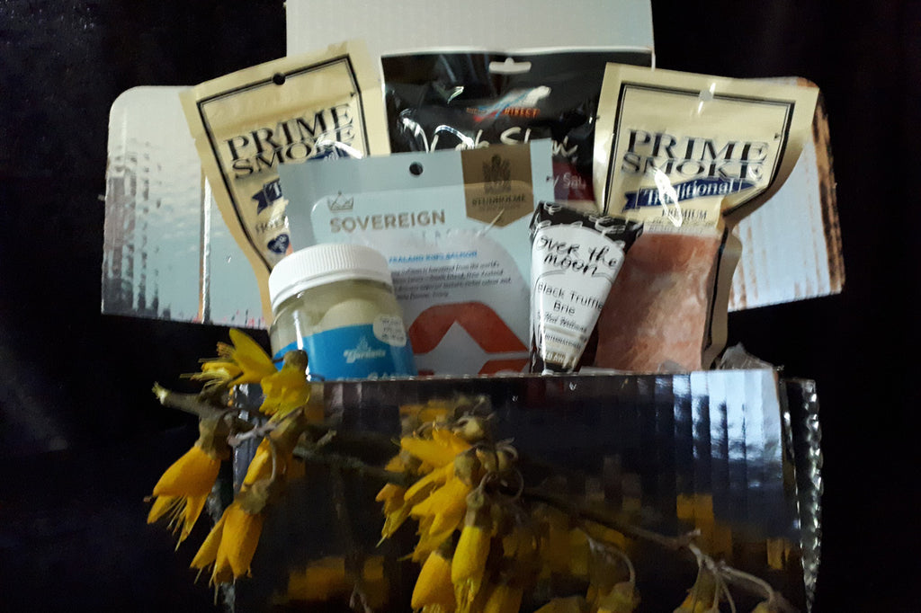 Thinking of You Gift Hamper | Sovereign Salmon