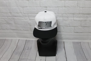 BNWT Supreme Underline 6-Panel Snapback Hat