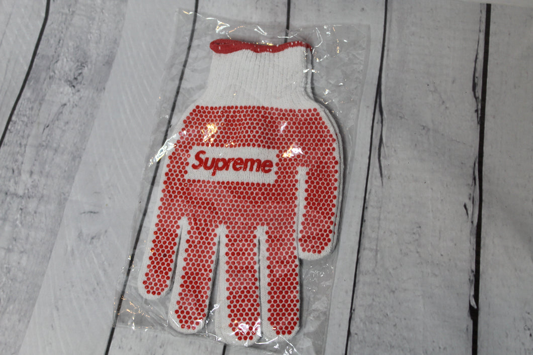Brand New Supreme Grip Work Gloves