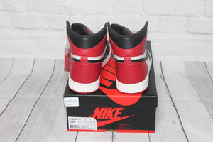 DS Air Jordan Retro 1 OG High Bred Toe