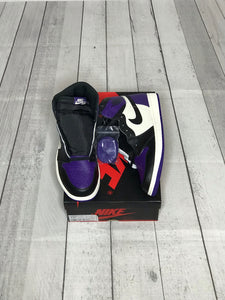 Court Purple Air Jordan 1 Retro OG High