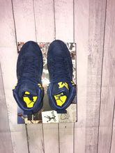 Michigan Air Jordan Retro 12